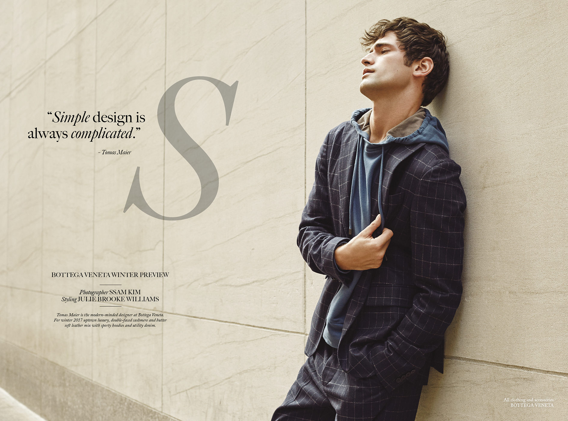 F Glass Magazine - Issue 32 - Inspire - Menswear 2-1