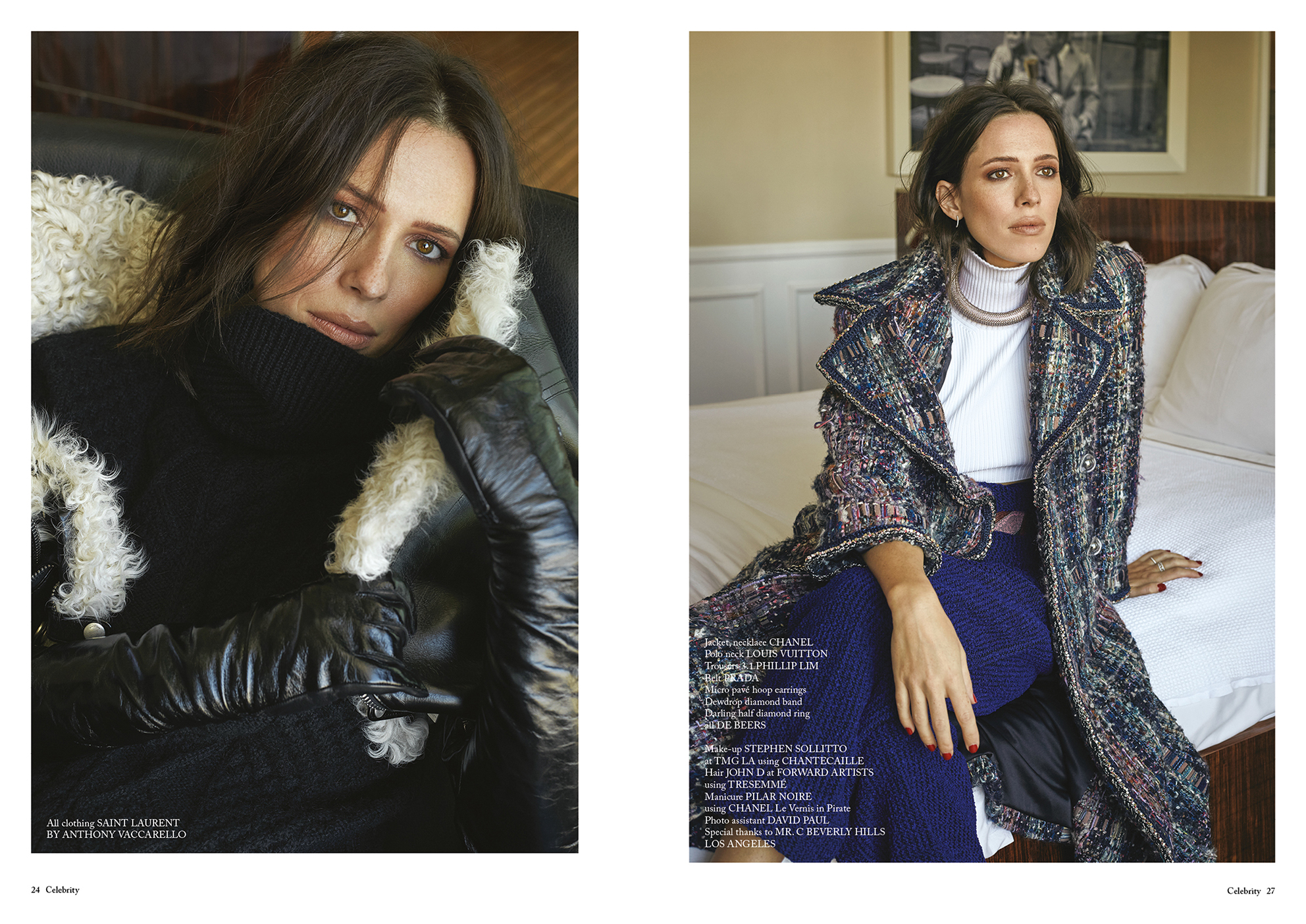 H Glass Magazine - Issue 32 - Inspire - Rebecca Hall-3